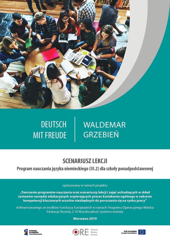 Pobierz plik: Scenariusz 25 SPP jezyk niemiecki II podstawowy.pdf
