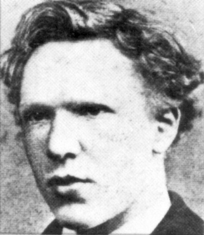 Vincent van Gogh wwwieku 18 lat (ok.1871–1872 roku) Vincent van Gogh wwwieku 18 lat (ok.1871–1872 roku) Źródło: domena publiczna.