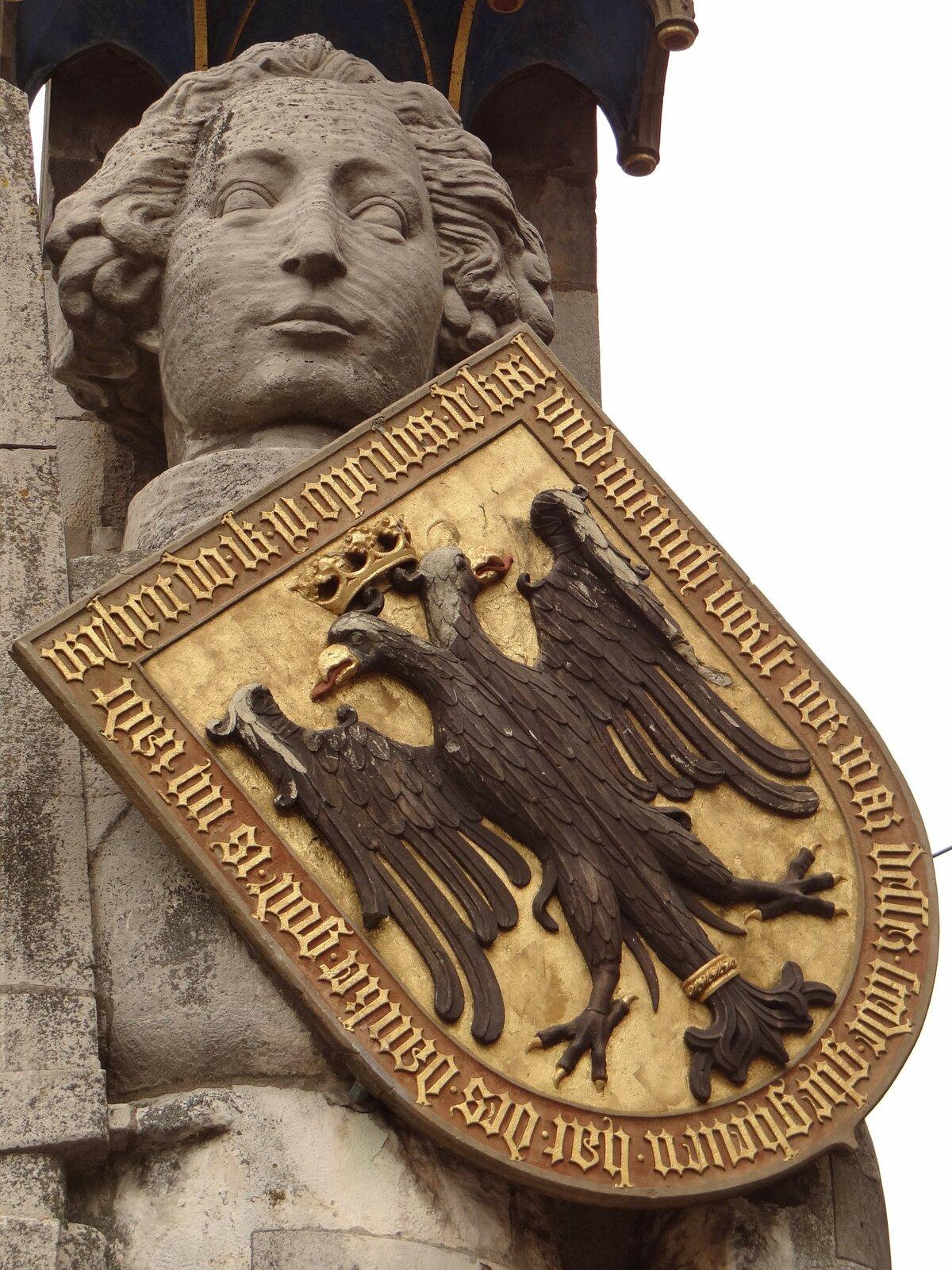 Pomnik Rolanda Pomnik Rolanda Źródło: www.pixabay.com, domena publiczna.