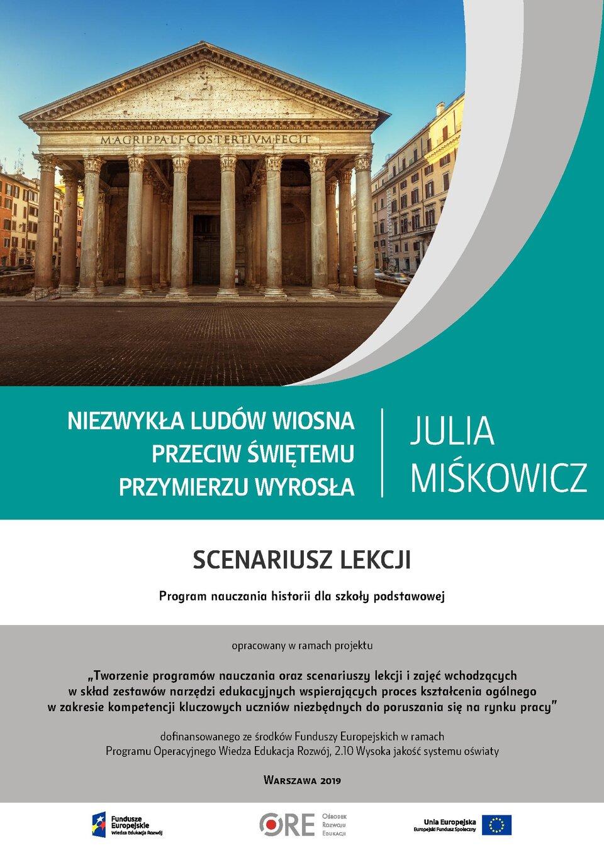 Pobierz plik: 25_scenariusz historia_Miskowicz.pdf