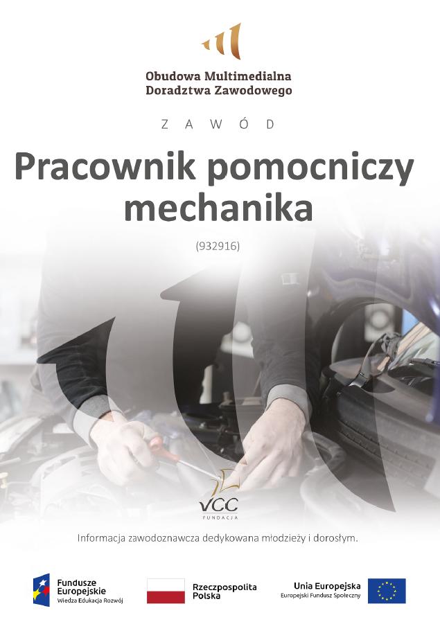 Pobierz plik: Pracownik pomocniczy mechanika dorośli i młodzież MEN.pdf