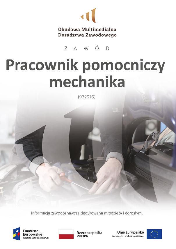 Pobierz plik: Pracownik pomocniczy mechanika_dorośli i młodzież 18.09.2020.pdf
