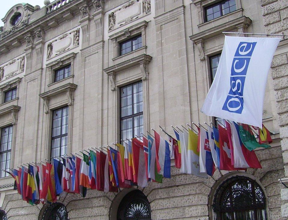 Organizacja Bezpieczeństwa iWspółpracy wEuropie, Wiedeń Źródło: Immanuel Giel, Organizacja Bezpieczeństwa iWspółpracy wEuropie, Wiedeń, domena publiczna.