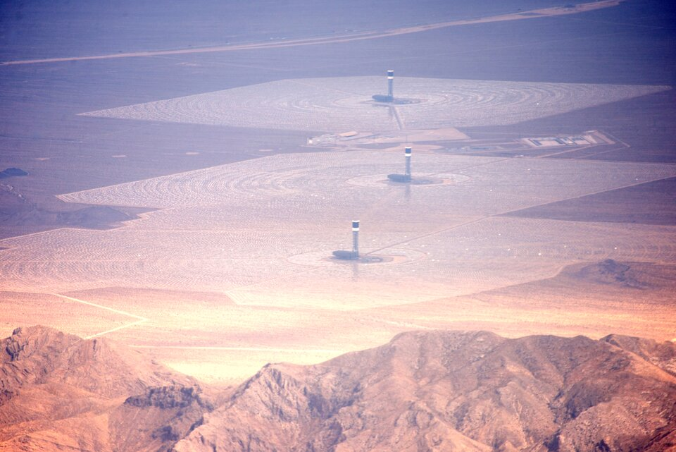 Ivanpah – największa elektrownia słoneczna na świecie