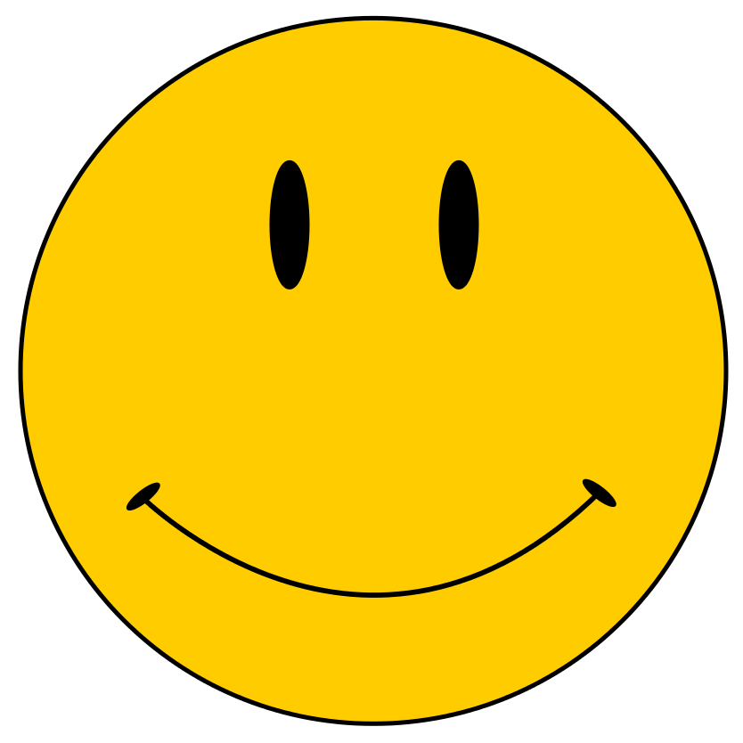 Uśmiech Źródło: domena publiczna.