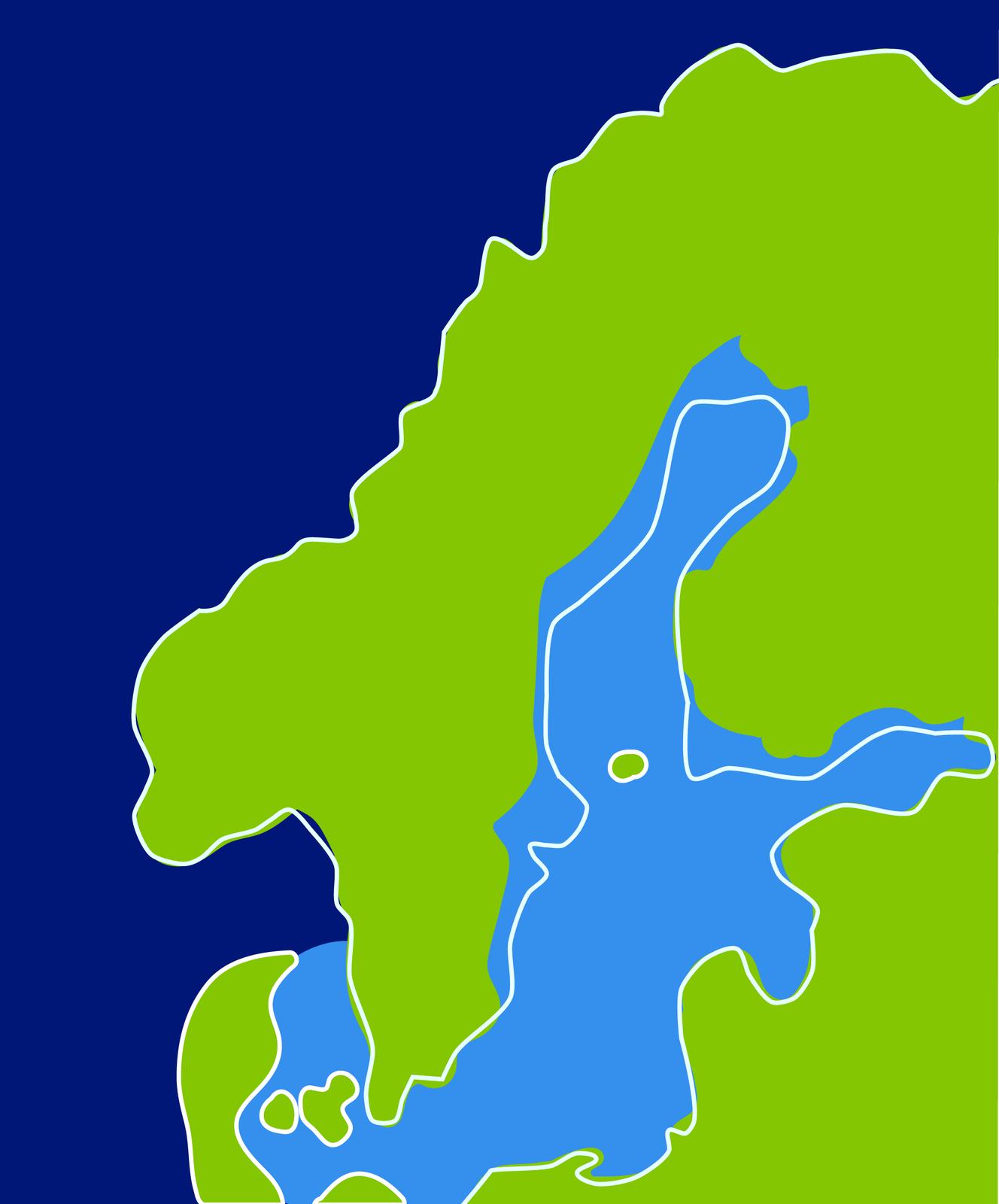 Etapy powstawania Morza Bałtyckiego
