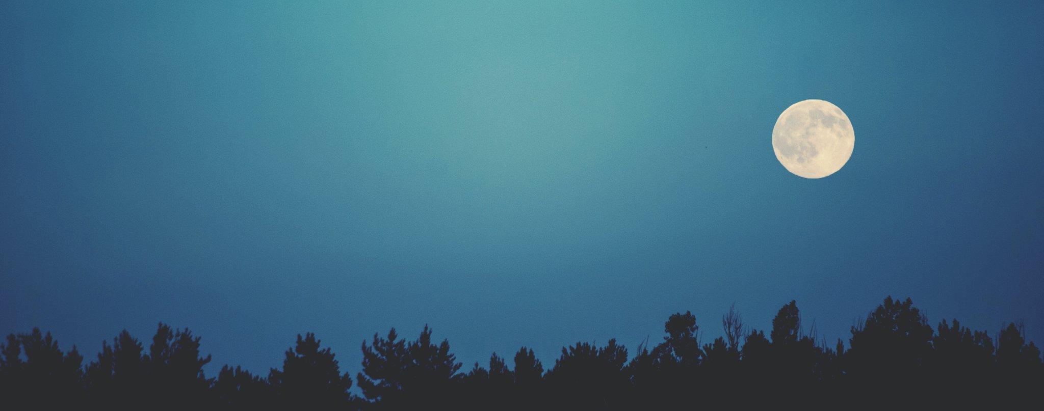 Pełnia Księżyca Pełnia Księżyca Źródło: licencja: CC 0.