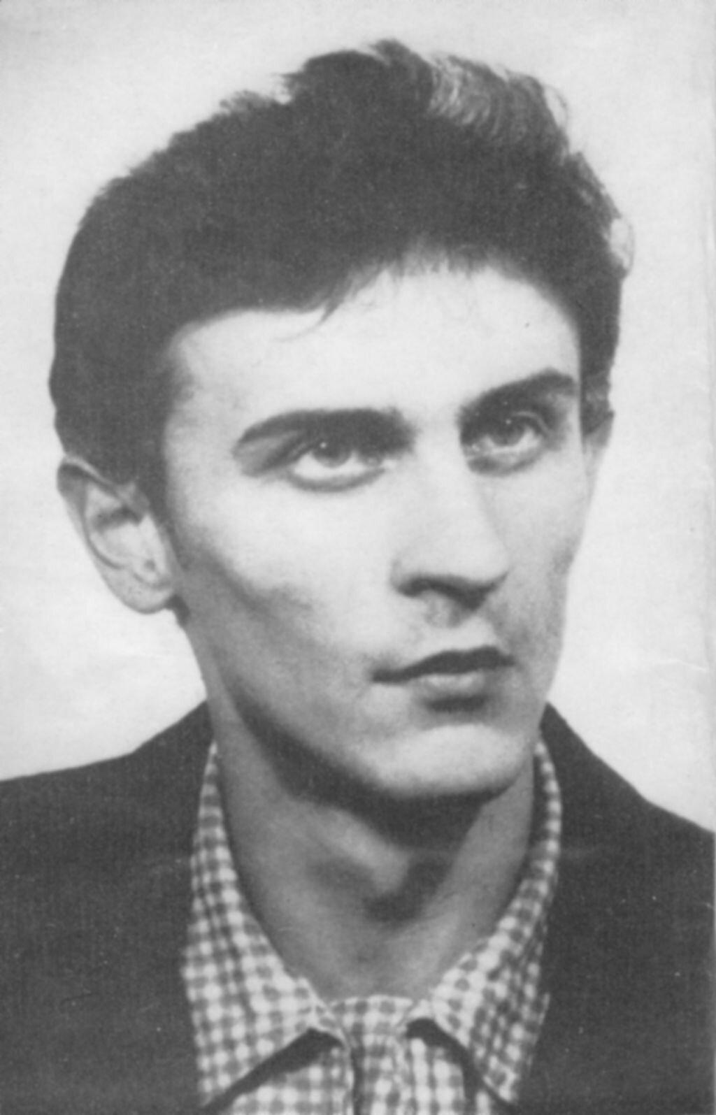 Andrzej Bursa - foto do biogramu Źródło: domena publiczna.