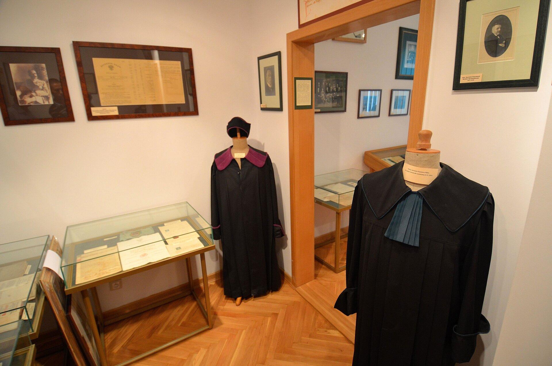 Muzeum Adwokatury Polskiej wWarszawie Źródło: Adrian Grycuk, Muzeum Adwokatury Polskiej wWarszawie, licencja: CC BY-SA 3.0.