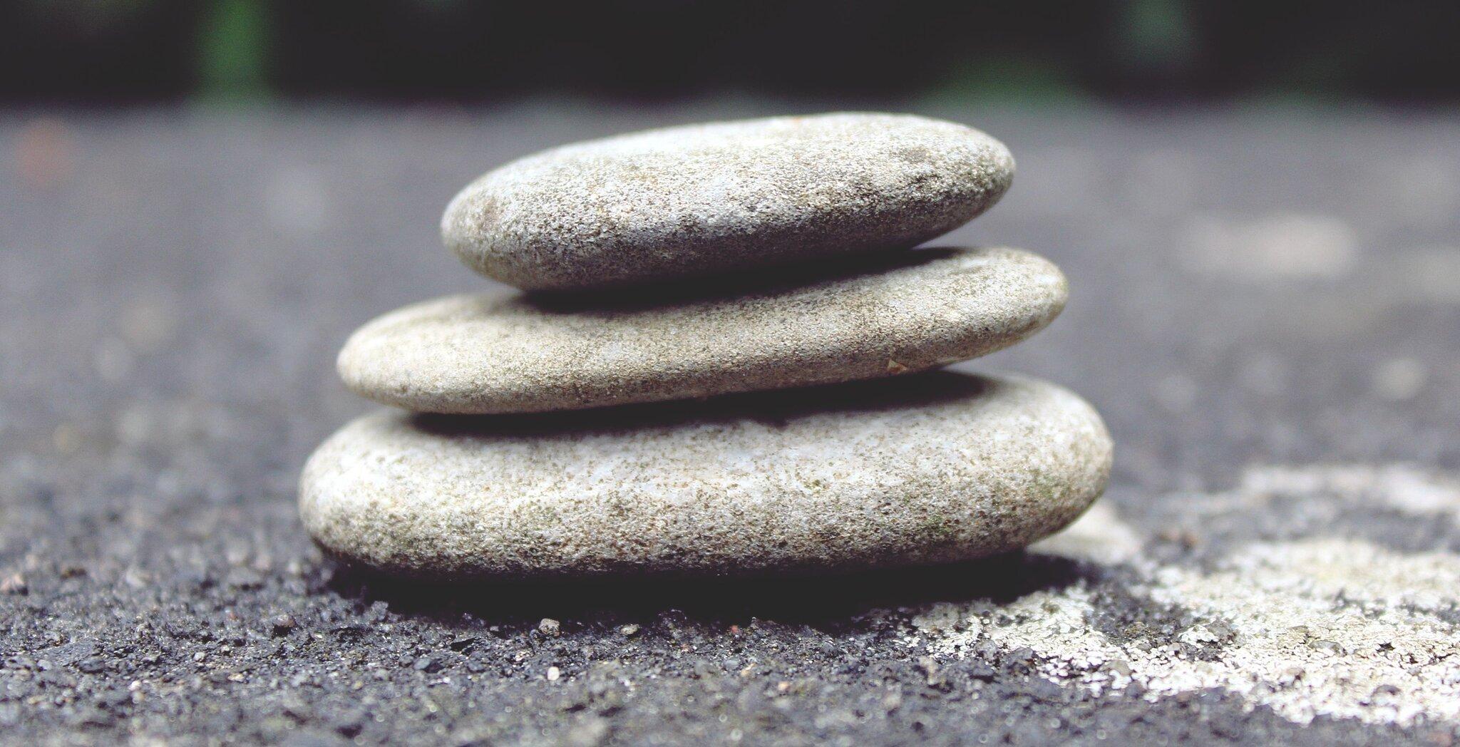 kamienie Źródło: licencja: CC 0.