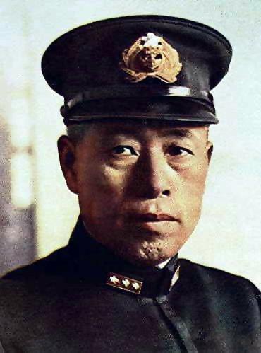 Admirał Isoroku Yamamoto Admirał Isoroku Yamamoto Źródło: domena publiczna.
