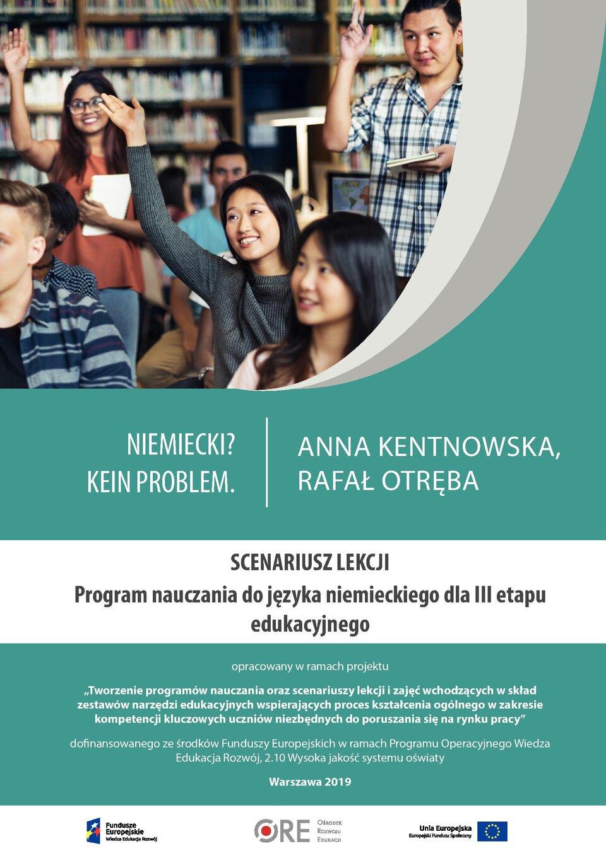 Pobierz plik: Scenariusz lekcji języka niemieckiego 1.pdf