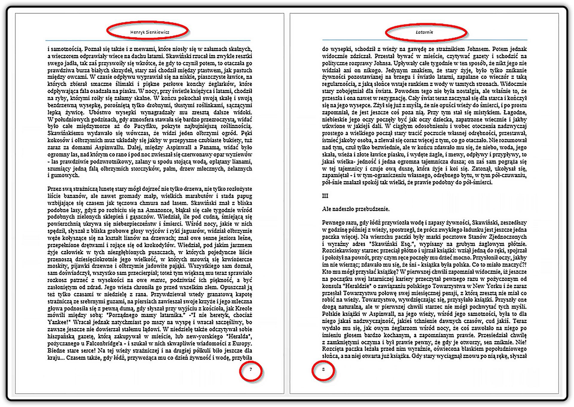 Slajd 1 galerii dokumentów zprzykładowym rozwiązaniem