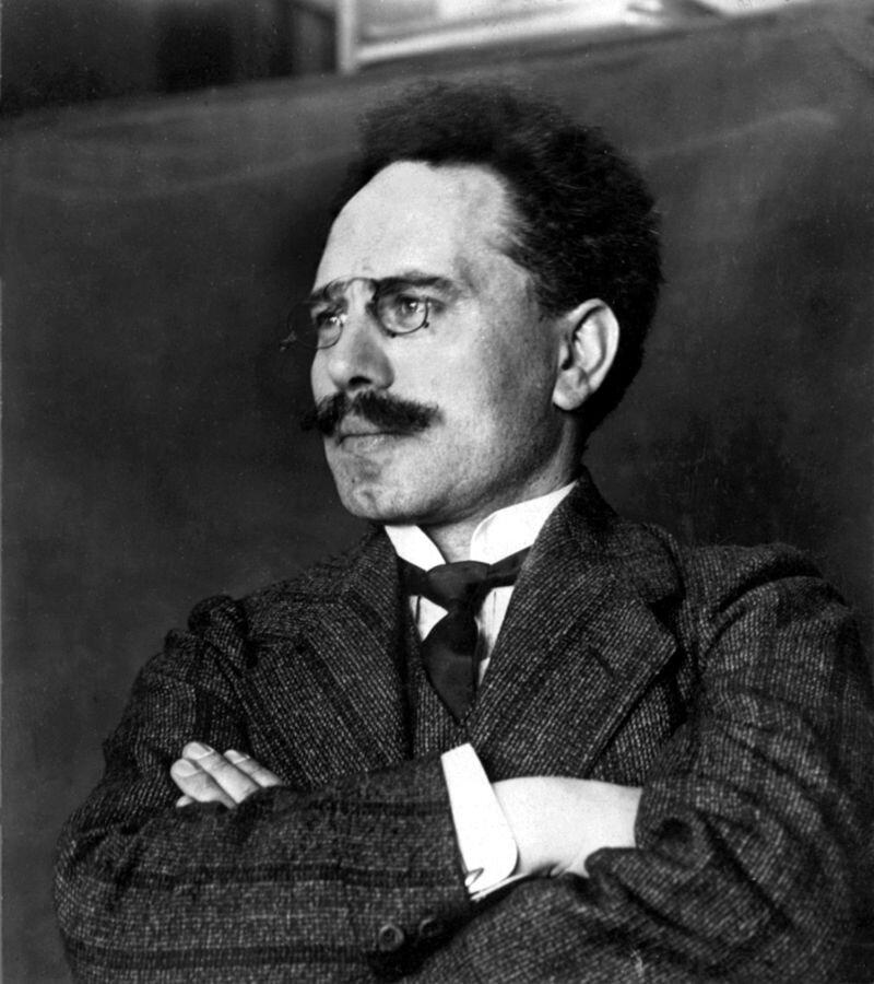 Karl Liebknecht Źródło: Karl Liebknecht, Fotografia, Biblioteka Kongresu Stanów Zjednoczonych, domena publiczna.