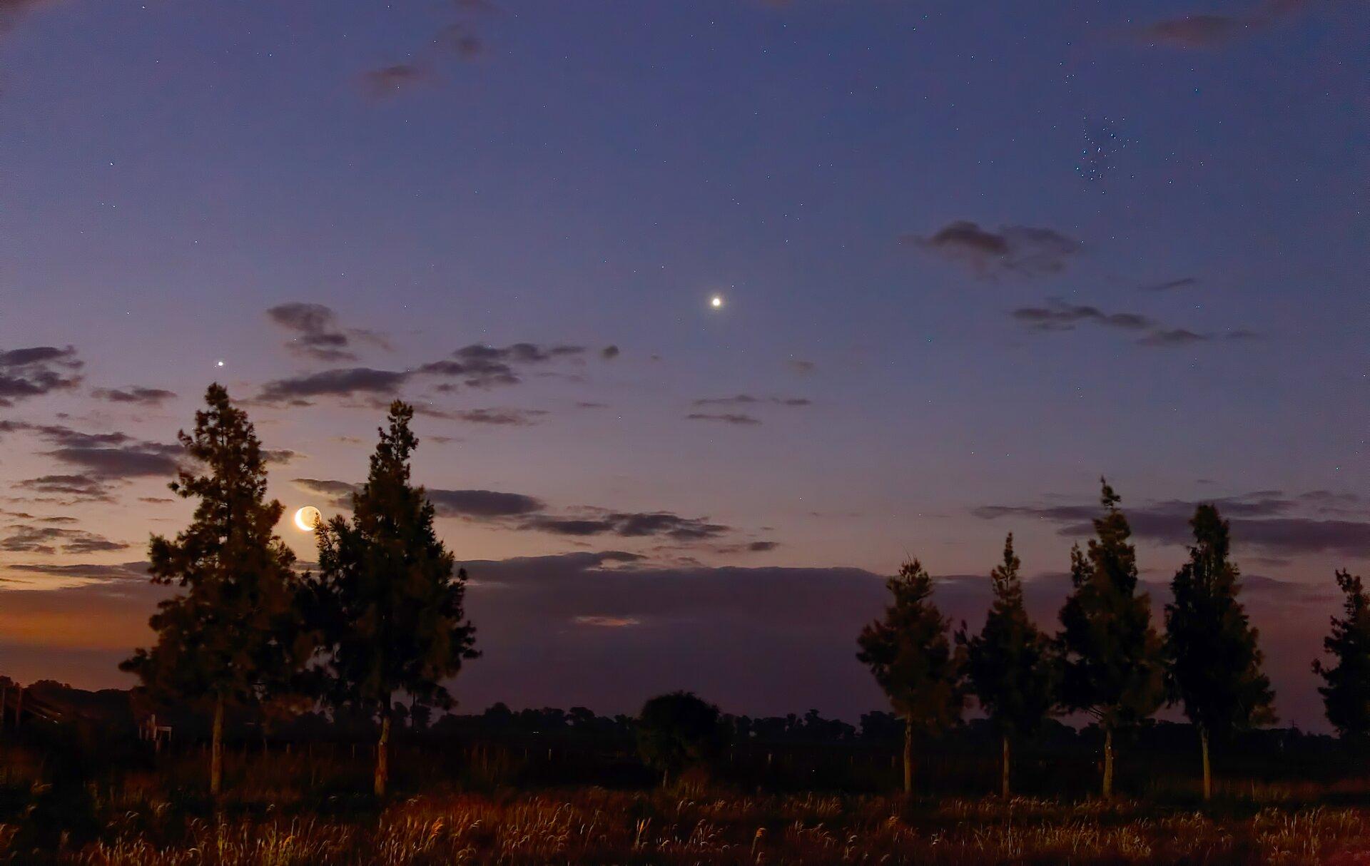 Wenus na niebie