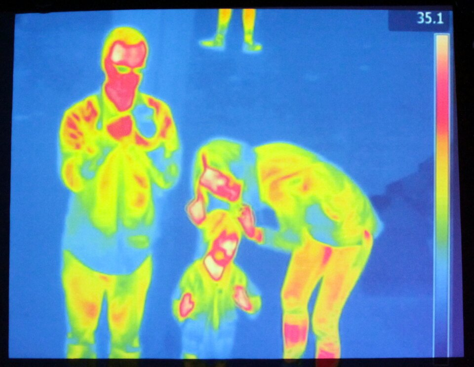 Fotografia termowizyjna