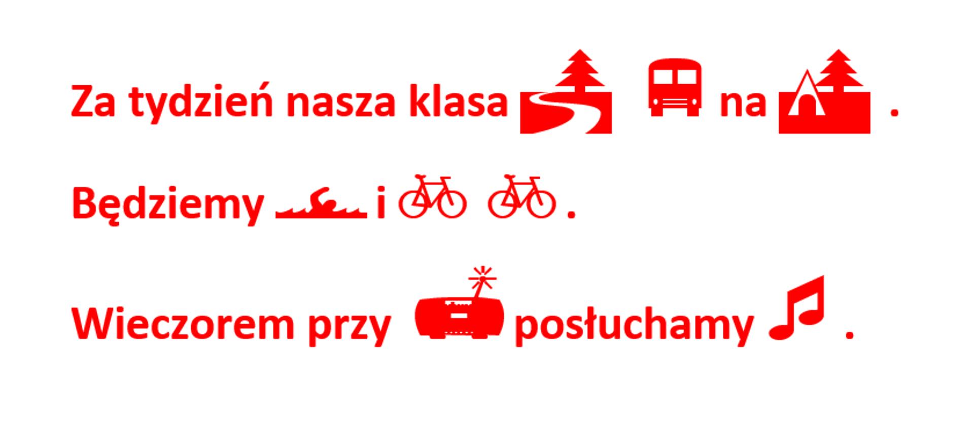 Zrzut fragmentu tekstu zwstawionymi symbolami