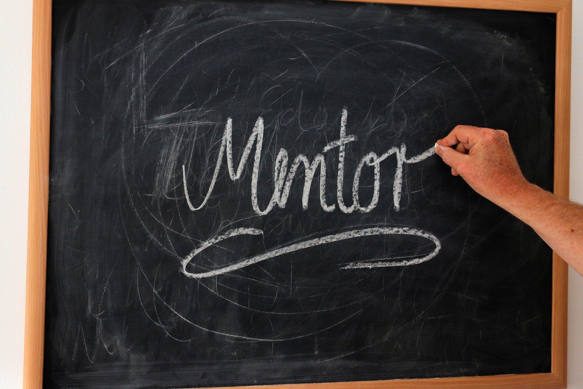 Mentor Źródło: www.pixabay.com, fotografia barwna, domena publiczna.