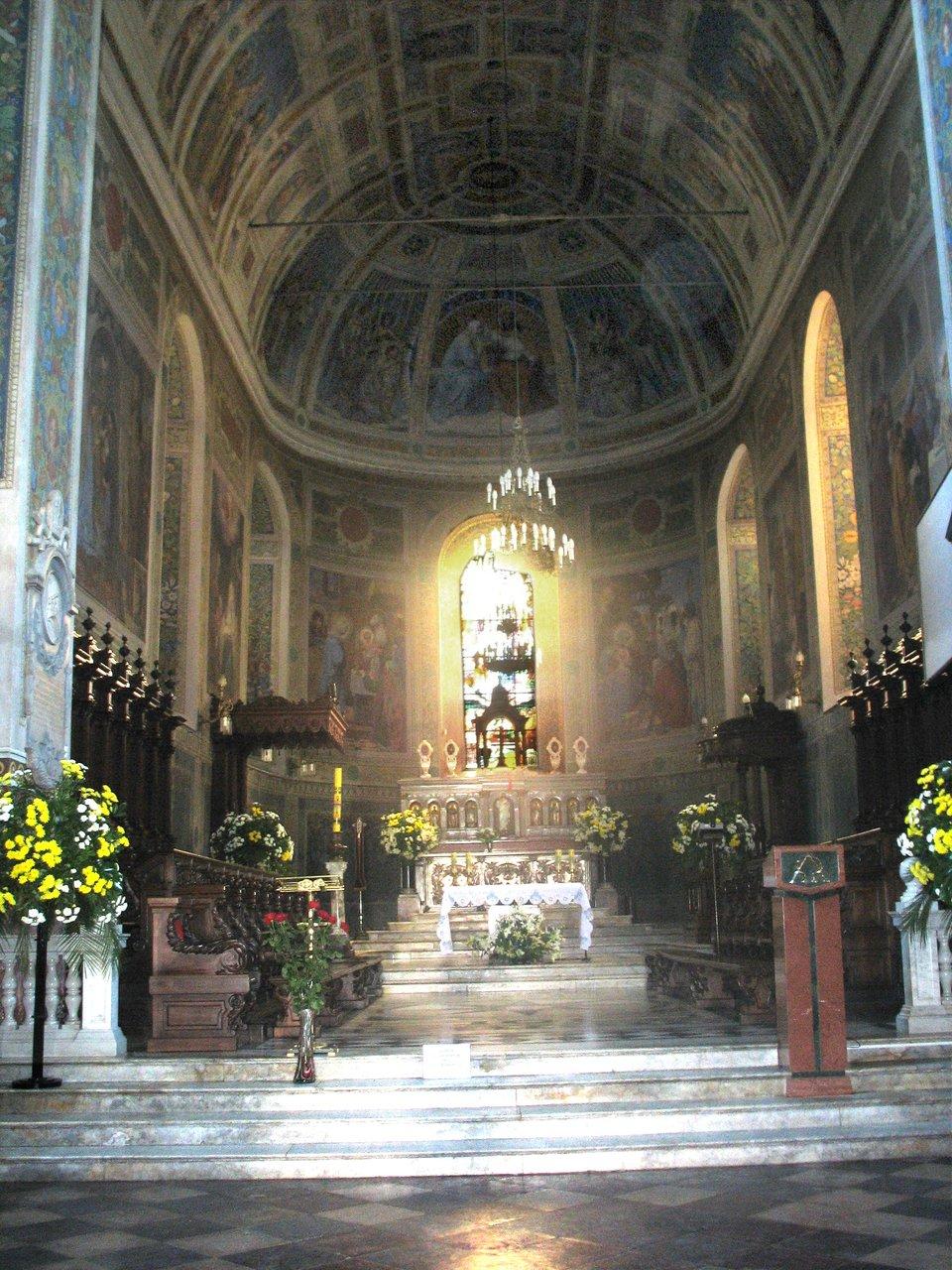 Katedra wPłocku Katedra wPłocku Źródło: Chrisiek, Wikimedia Commons, licencja: CC BY 2.5.