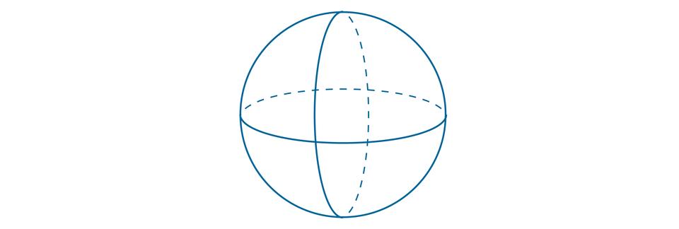 Rysunek sfery.