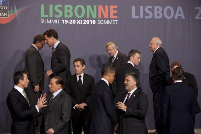 Spotkanie wLizbonie w2010 roku Źródło: Lawrence Jackson, domena publiczna.