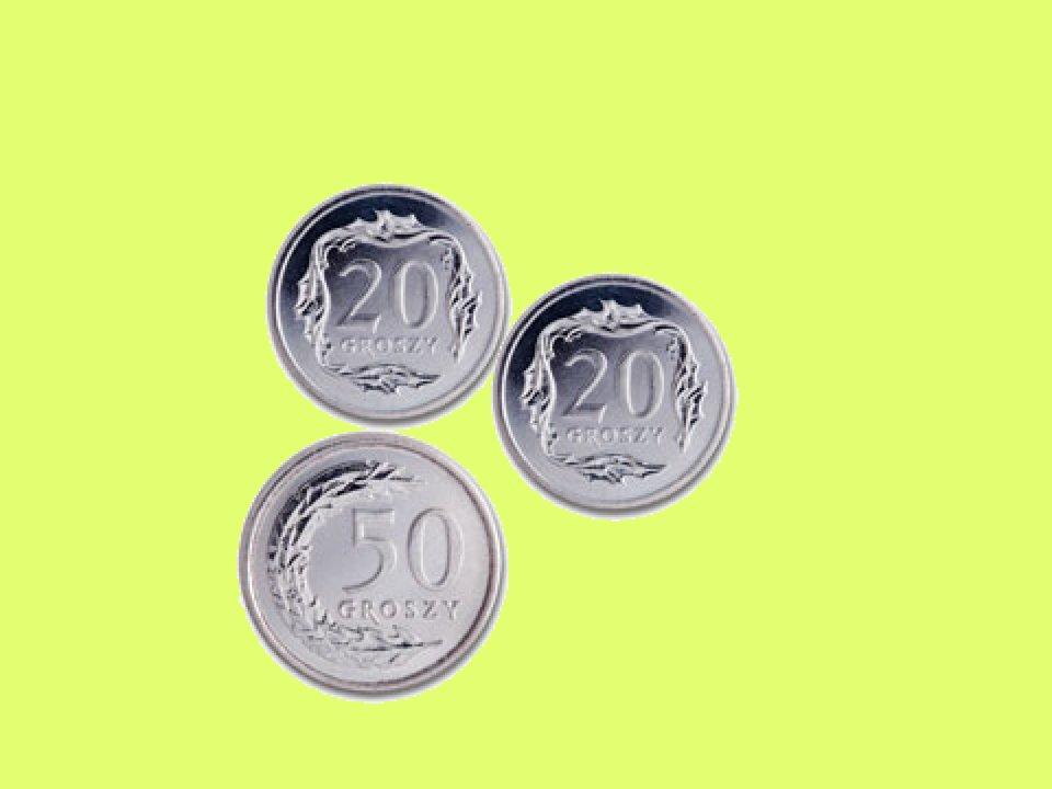 Ilustracja przedstawiająca ekran zduszkami Monety