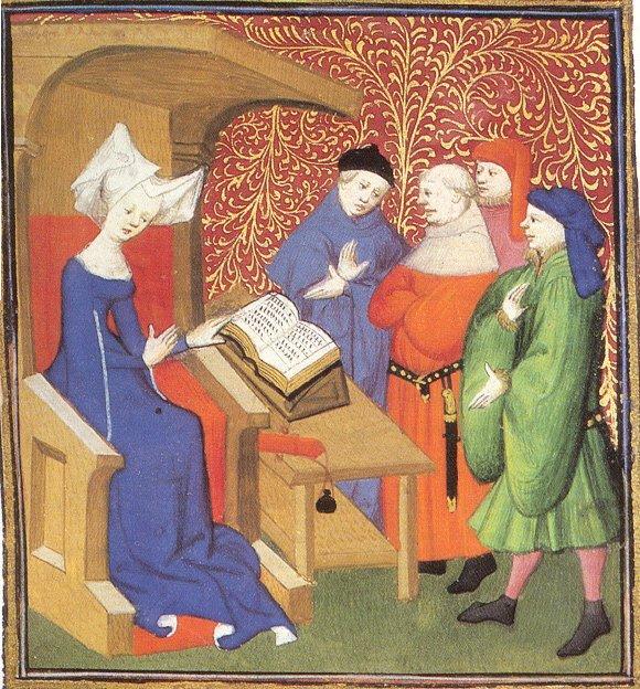 Biblioteka brytyjska Źródło: Biblioteka brytyjska , domena publiczna.