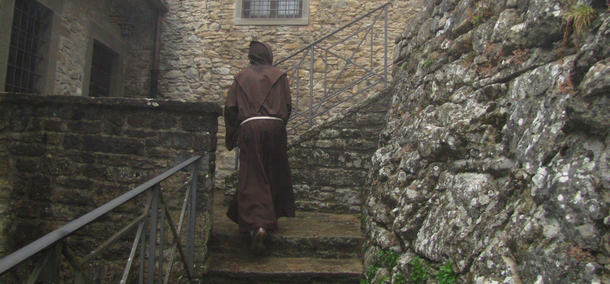 Mnich Źródło: licencja: CC 0.