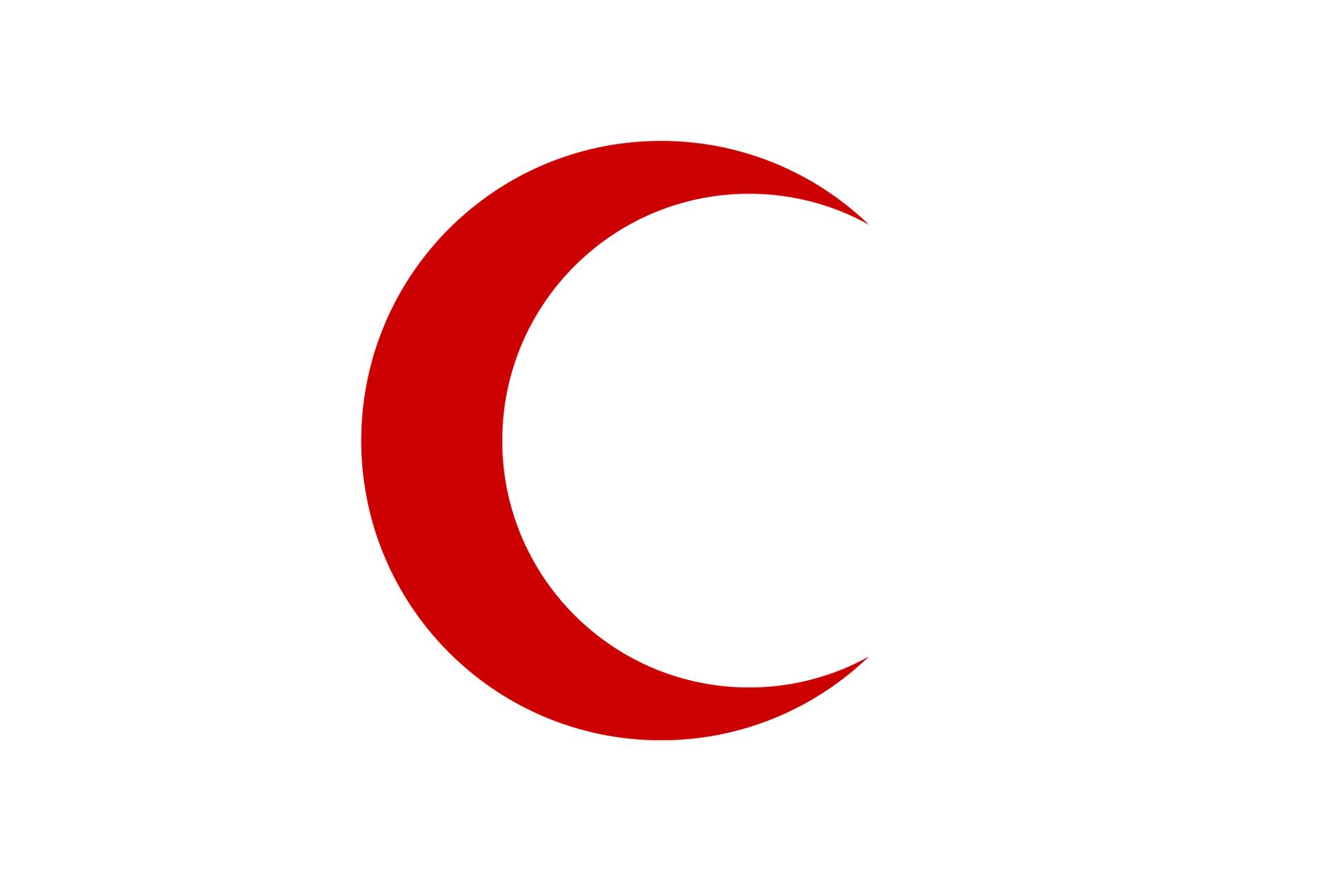 Galeria składa się z4 czerwonych symboli ułożonych wdwóch rzędach. Drugi symbol: czerwony półksiężyc skierowany półokręgiem wlewo. Zakończenia skierowane wprawo.