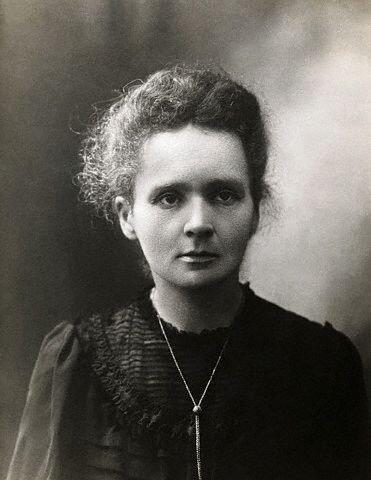 Maria Curie biogram