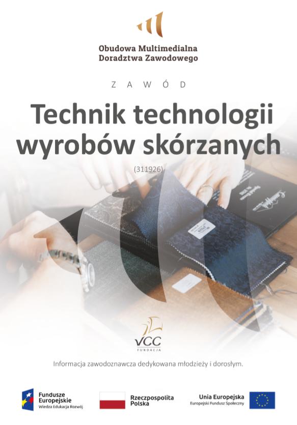 Pobierz plik: Technik technologii wyrobów skórzanych dorośli i młodzież MEN.pdf