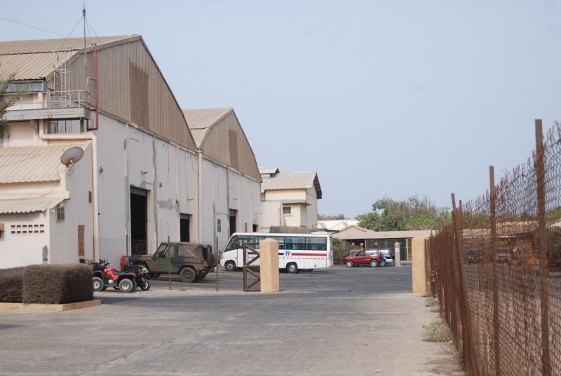 Stała baza wojskowa Francji wSenegalu