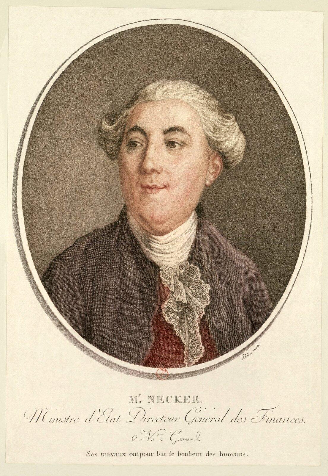 Portret Jacquesa Neckera