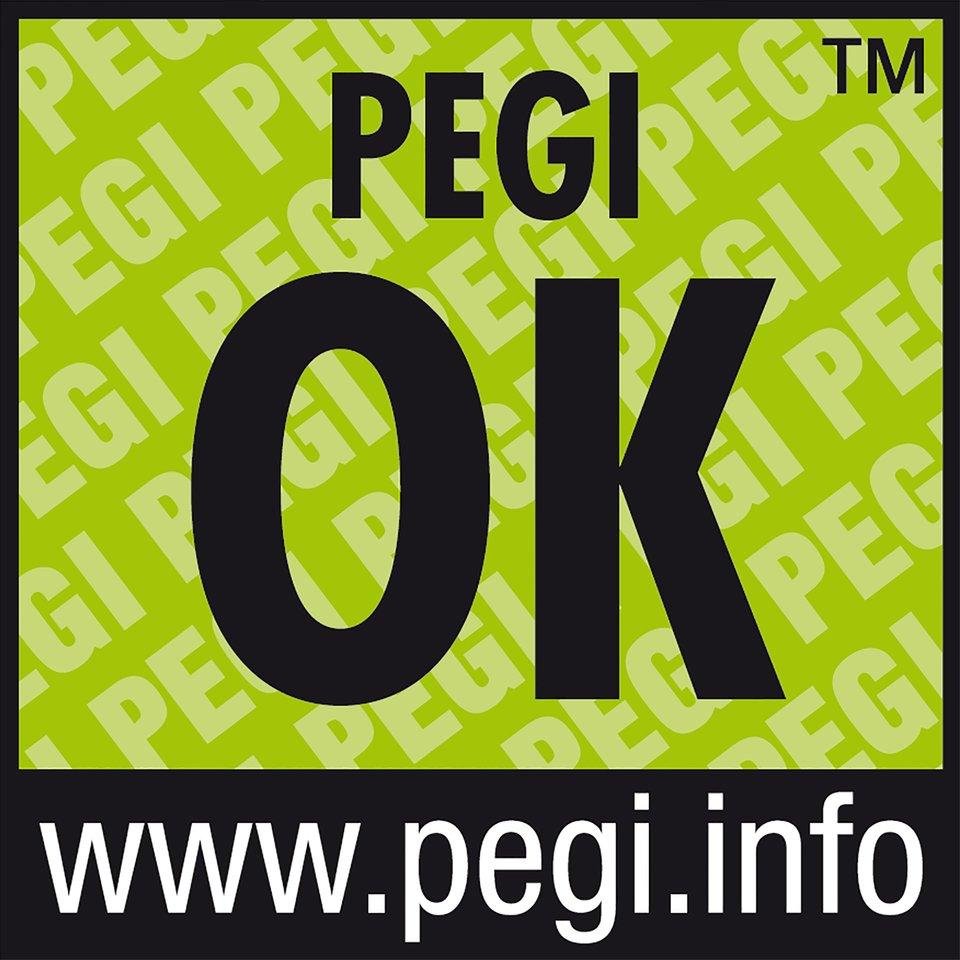 Symbol PEGI OK