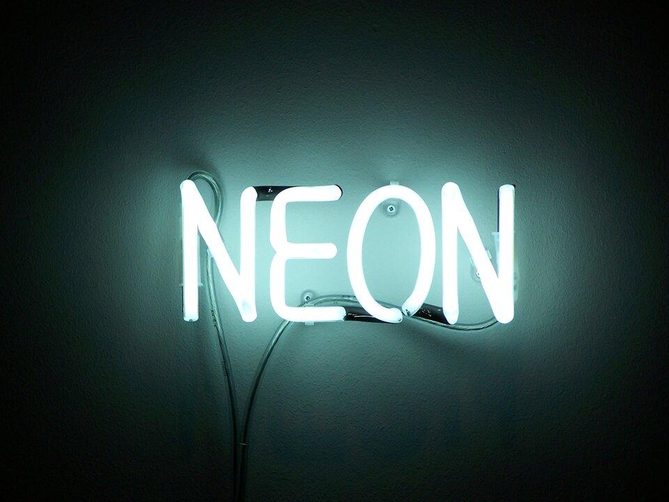 Neony reklamowe