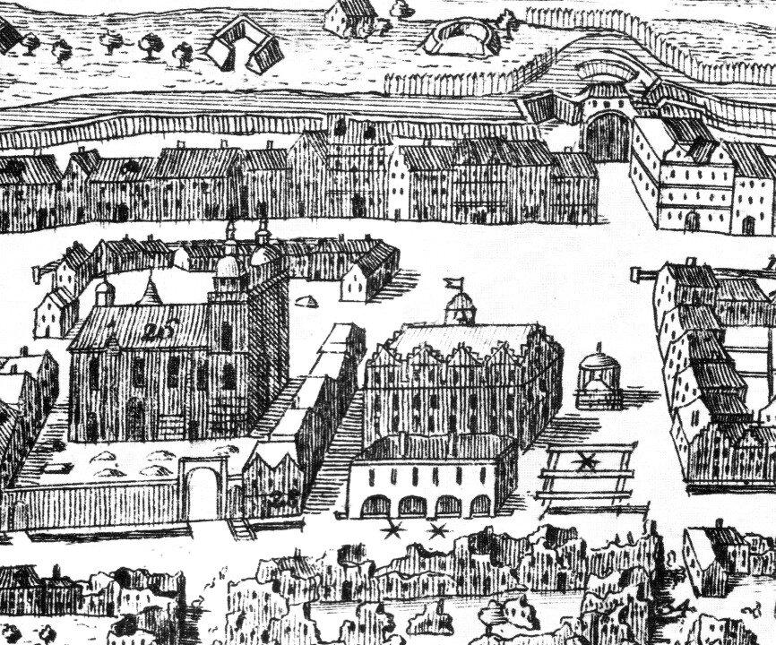 Wittenberga Wittenberga Źródło: domena publiczna.