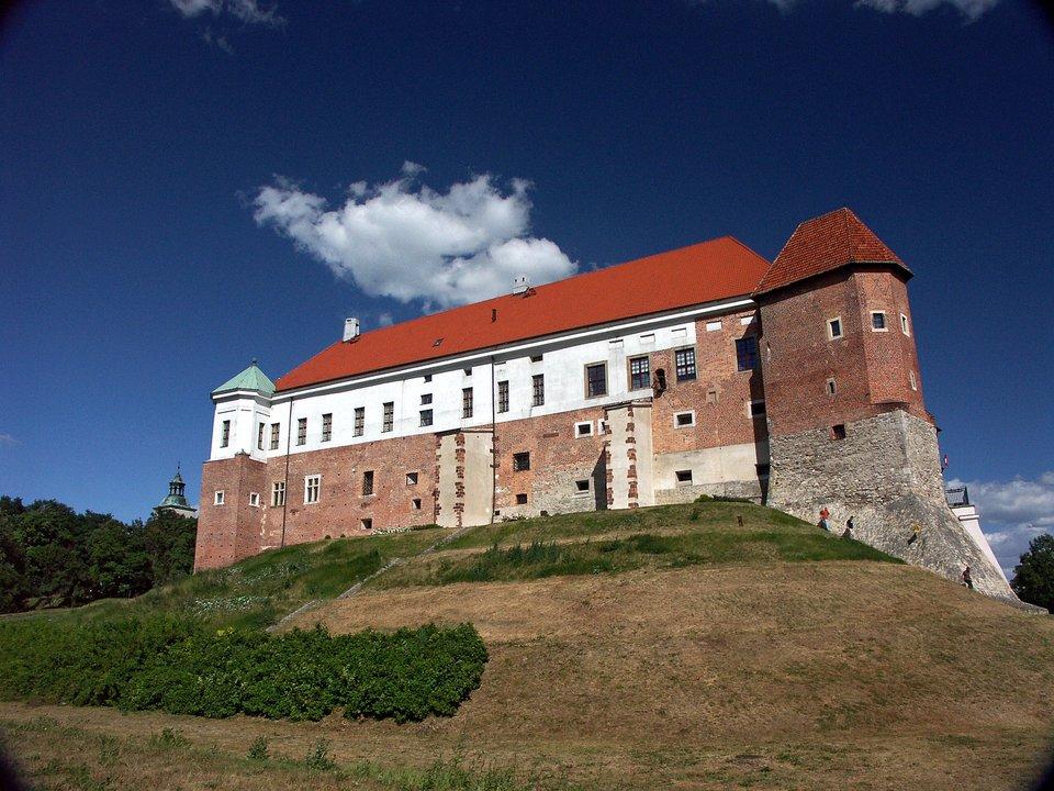 Zamek królewski wSandomierzu. Przebudowany przez Benedykta Sandomierzanina. Zamek królewski wSandomierzu. Przebudowany przez Benedykta Sandomierzanina. Źródło: Wikimiedia Commons, licencja: CC BY-SA 3.0.
