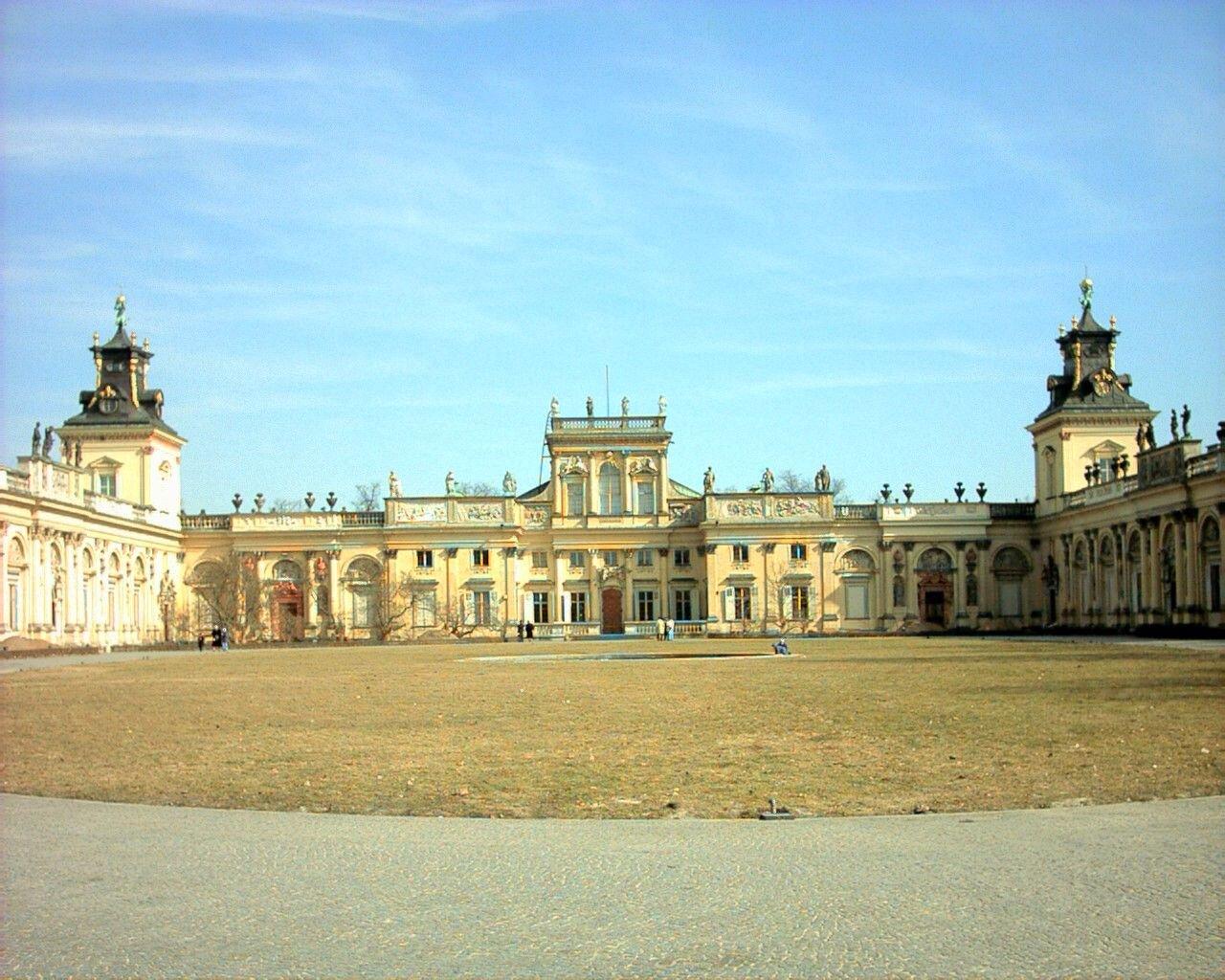 Pałac Jana III Sobieskiego wWilanowie pod Warszawą Pałac Jana III Sobieskiego wWilanowie pod Warszawą Źródło: Wojsyl, Wikimedia Commons, licencja: CC BY-SA 3.0.
