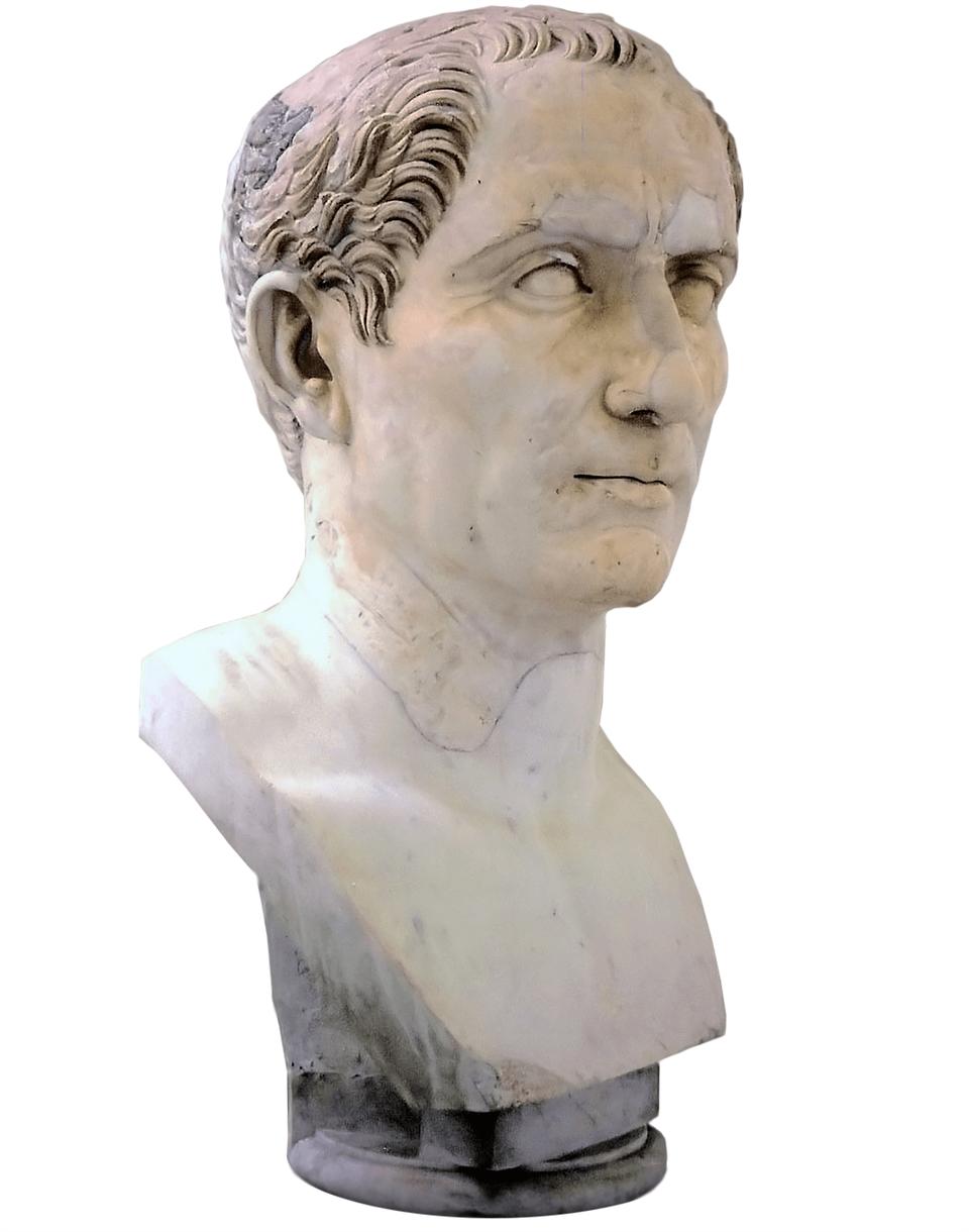 PopiersieJuliusza Cezara PopiersieJuliusza Cezara Źródło: domena publiczna.