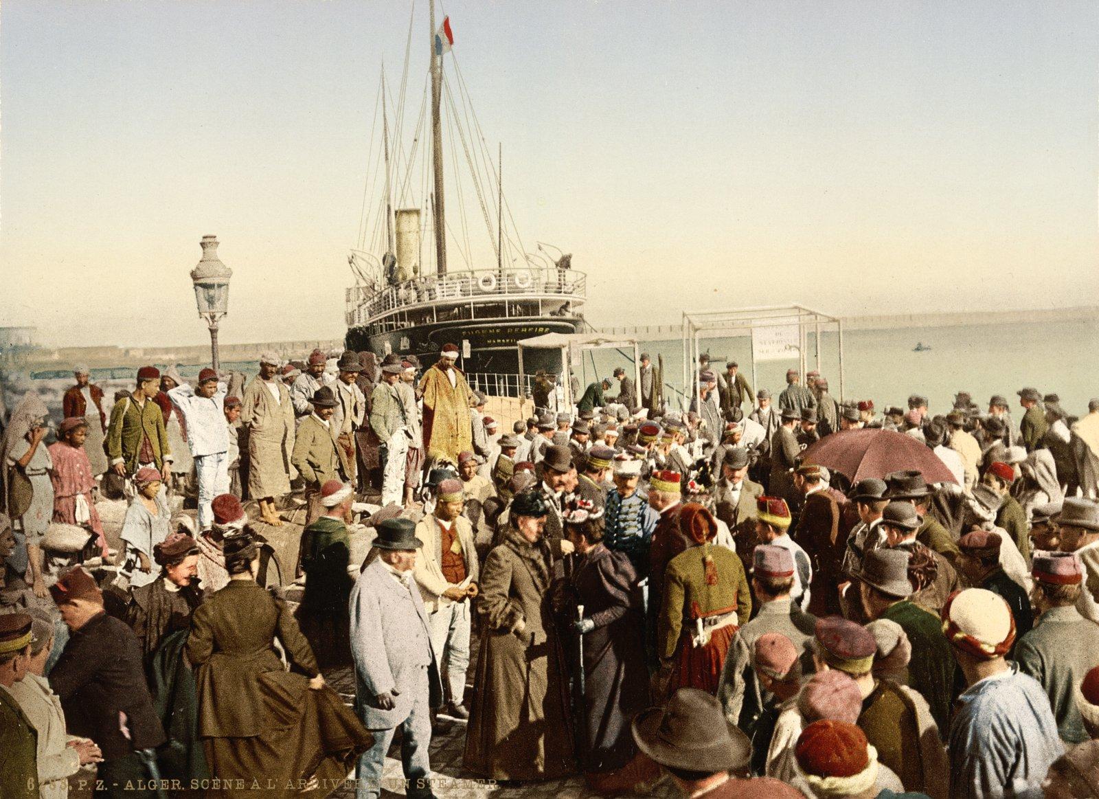 Algieria Źródło: Detroit Publishing Co, Algieria, 1899, domena publiczna.
