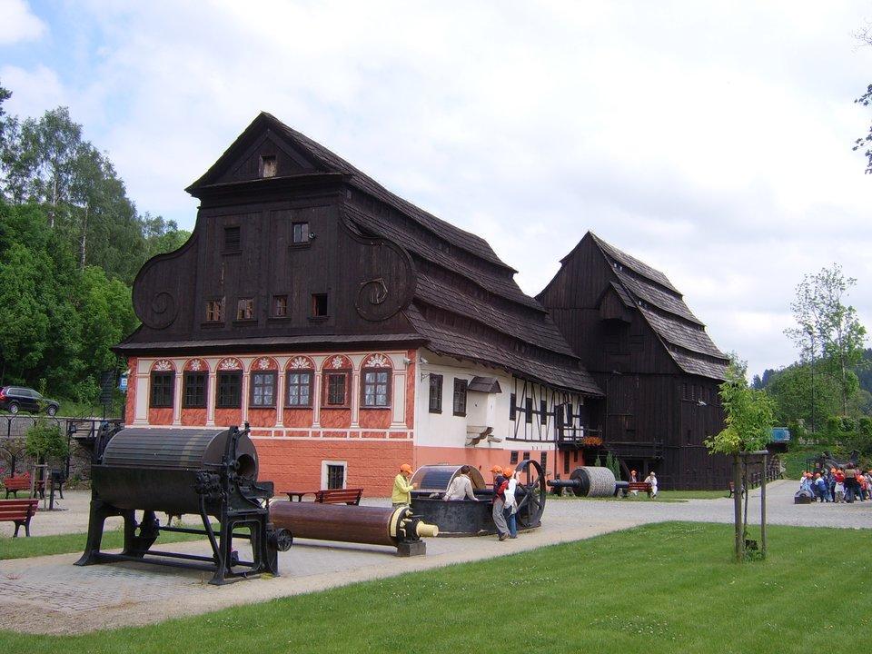 Muzeum Papiernictwa wDusznikach-Zdroju Muzeum Papiernictwa wDusznikach-Zdroju Źródło: Muzeum Papiernictwa wDusznikach-Zdroju, Wikimedia Commons, licencja: CC BY-SA 3.0.