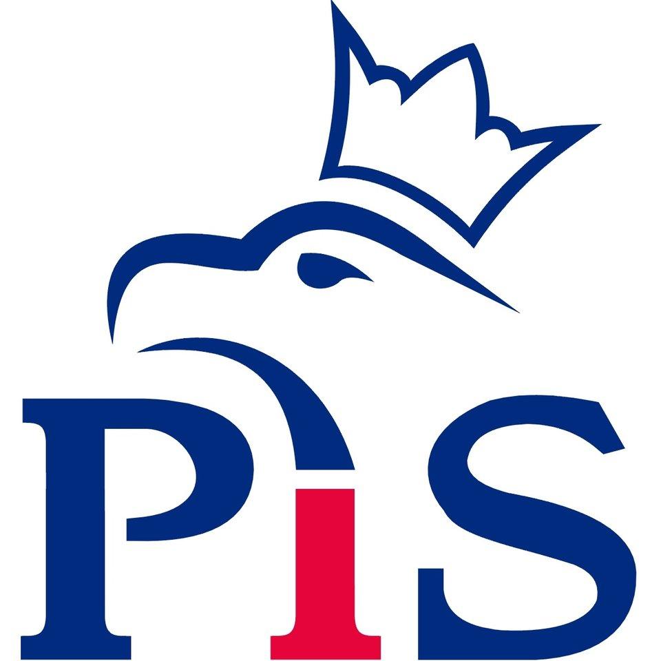Logo partii Prawo iSprawiedliwość