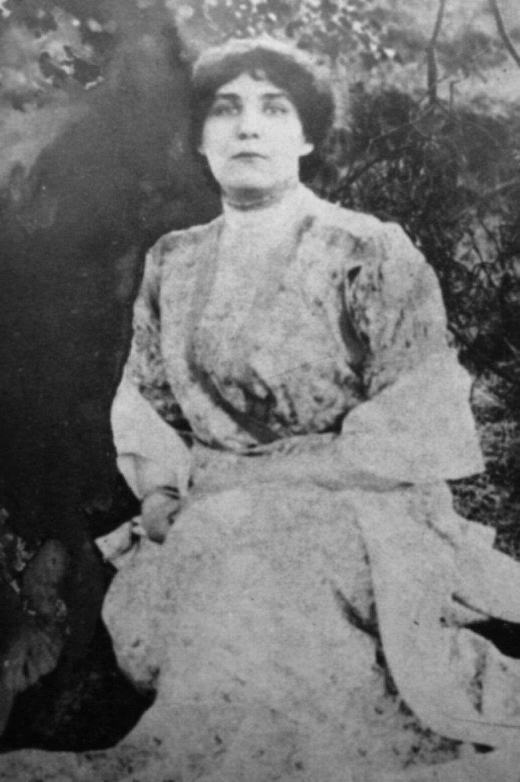 Zdjęcia Zofii Nałkowskiej