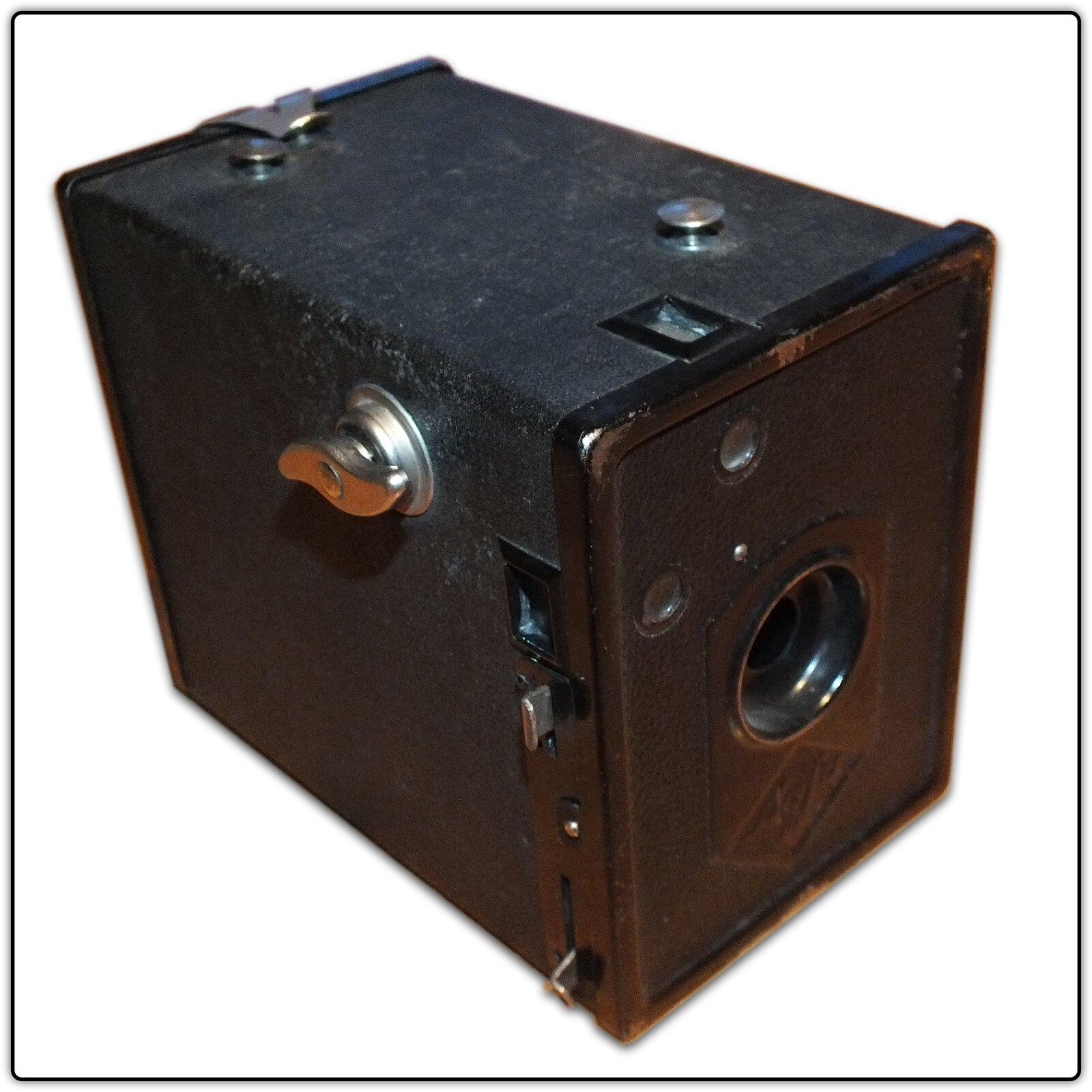 Fotografia przedstawiająca aparat fotograficzny