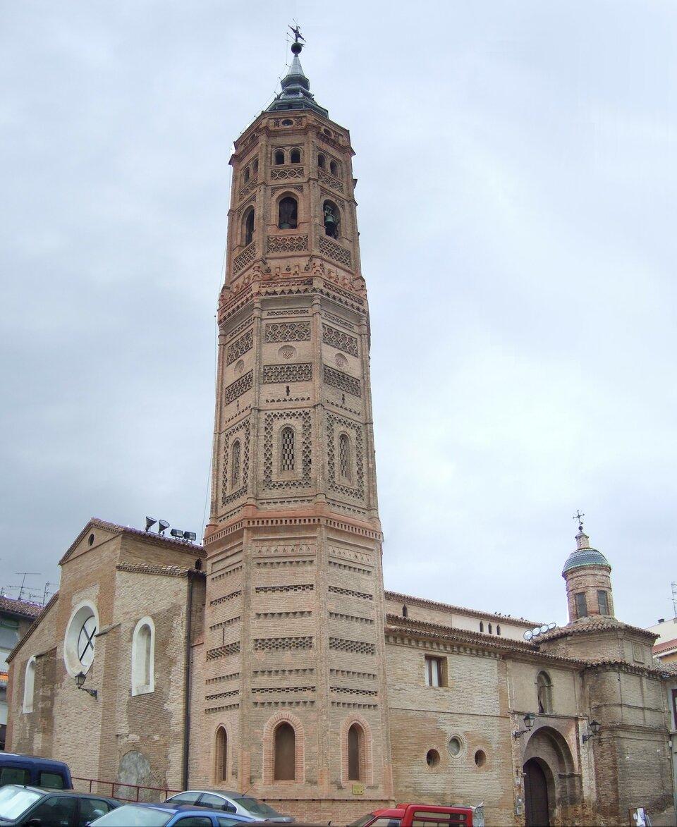 Kościół św. Andrzeja wCalatayud Źródło: Kościół św. Andrzeja wCalatayud.