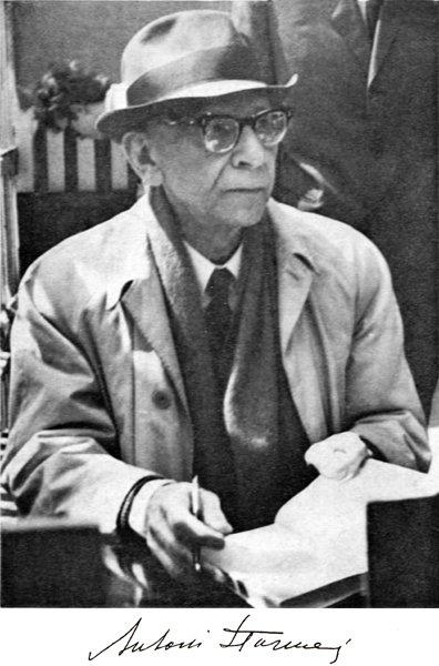 Antoni Słonimski - zdjęcie biogram Źródło: domena publiczna.