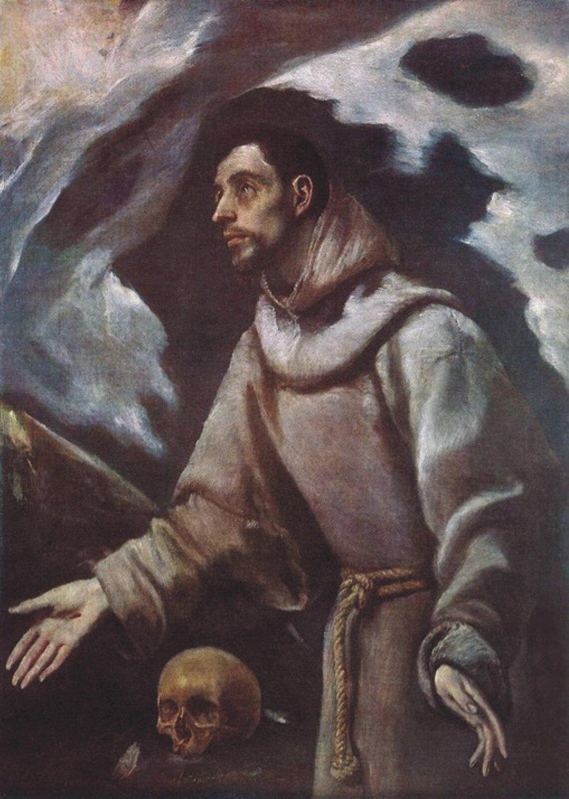 św. Franciszek Źródło: domena publiczna.