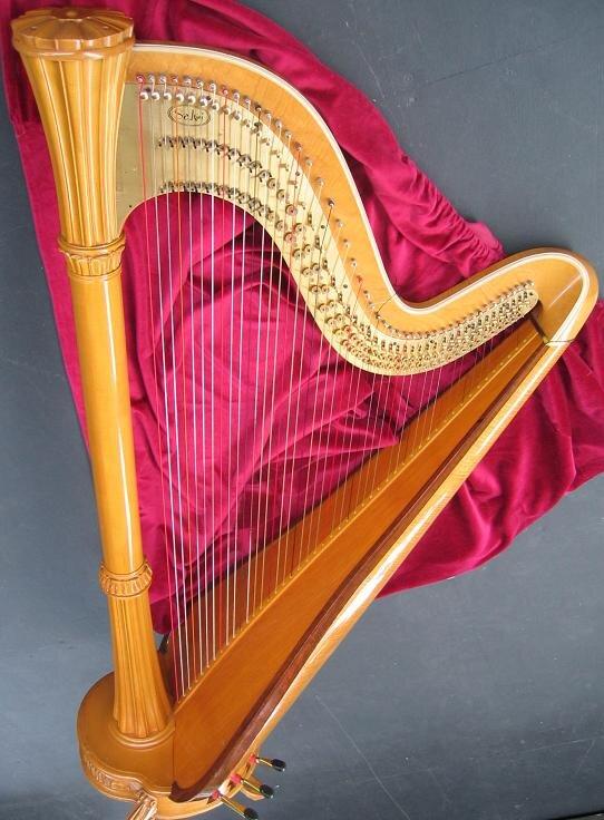 Harfa Harfa Źródło: licencja: CC 0 1.0.