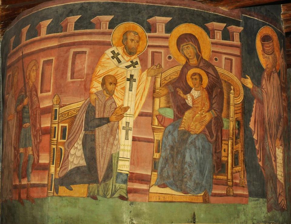 Chrzest Jagiełły