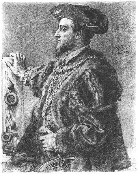 Zygmunt August Zygmunt August Źródło: Jan Matejko, domena publiczna.